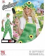 Gardener Overall Costume