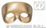 Gold Phantom Eyemask