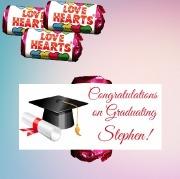 Graduation Lovehearts