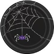 Halloween Spider Plates