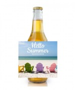 6PK Hello Summer Beer Labels