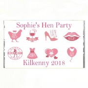 7PK Hen Party Chocolates