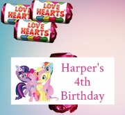 My Little Pony Lovehearts
