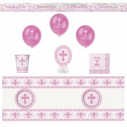 Pink Communion Party Bundle