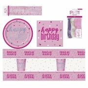 Pink Glitz Party Bundle