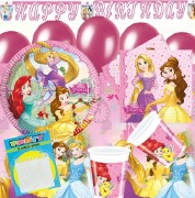 Princess Deluxe Party Bundle 8