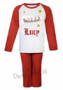 Personalised Xmas Pyjamas