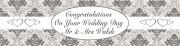 Mr & Mrs Wedding Banner
