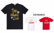 Top Of The Naught List T-Shirt