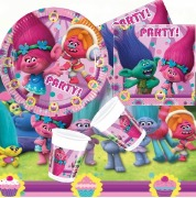 Trolls Party Bundle for 8
