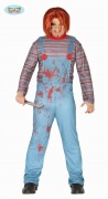 Adult Killer Doll Costume