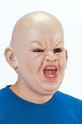 Angry Baby Mask