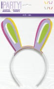 Assorted Bunny Headbands