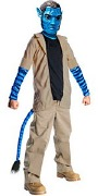Avatar Kids Costume