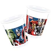 Avengers Power Party Cups