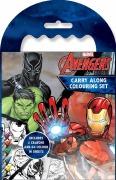 Avengers Colour Carry Set