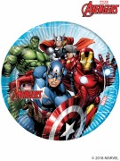 Avengers Mighty Plates