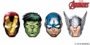 Avengers Mighty Masks