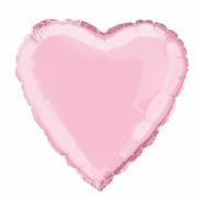 Baby Pink Heart Foil Balloon