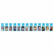 Baby Boy Photo Garland