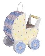 Baby Carriage Pinata