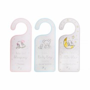 Baby Door Plaque