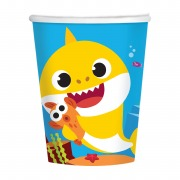 Baby Shark Party Cups