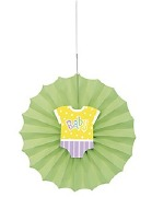 Baby Shower Fan Decoration