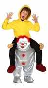 Bad Clown Costume