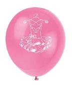 Ballerina Balloons