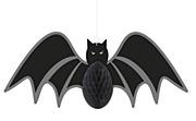 Bat Honeycomb Decoration