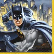 Batman Party Napkins