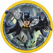 Batman Party Plates
