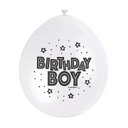 Birthday Boy Balloons