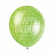Birthday Confetti Balloons