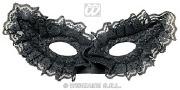 Lace Eyemask Black