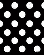 Black Dots Party Bags