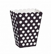 Black Dots Treat Boxes