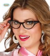 Black 60s Glasses