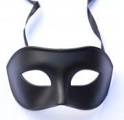 Black Carnival Eyemask