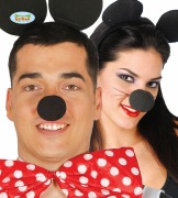 Black Clown Nose
