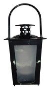 Black Light Up Lantern