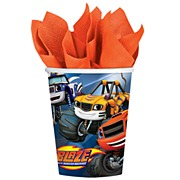 Blaze Party Cups