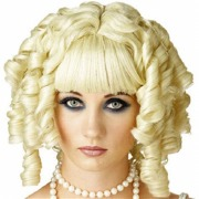 Ghost Doll Wig