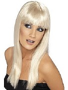 Blonde Glamour Wig