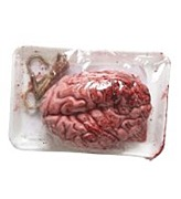 Bloody Brain Prop