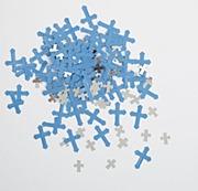 Blue Cross Confetti