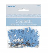 Blue Cross Confetti