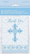 Blue Cross Thank You Note