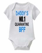 Blue Daddy Quarantine BFF Vest